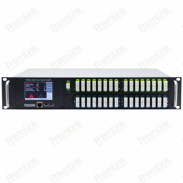 PL2000H High Power EDFA (2U, PON)