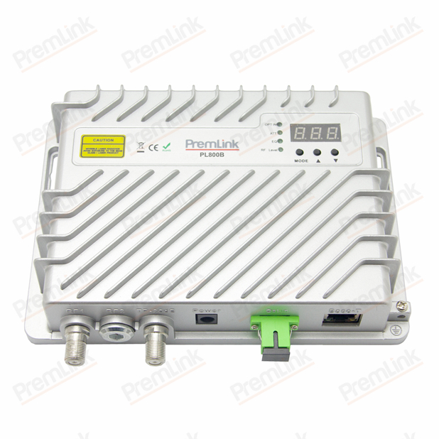 PL800B FTTB Optical Receiver with SNMP